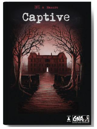 Captive (HC) [Novel-Adventure]