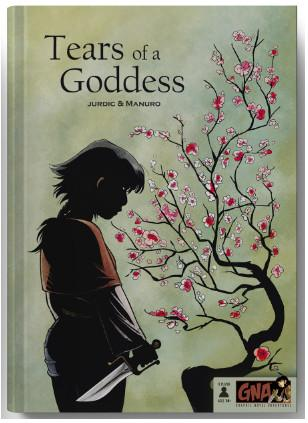 Tears of a Goddess (HC) [Novel-Adventure]
