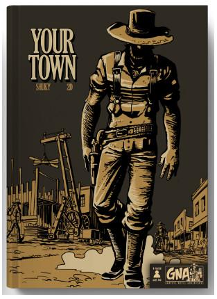 Your Town (HC) [Novel-Adventure]