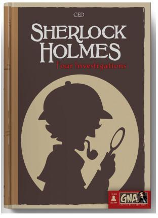 Sherlock Holmes (HC) [Novel-Adventure]