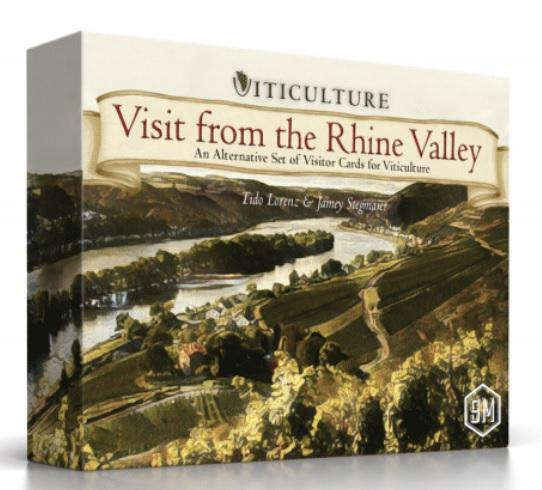 Viticulture: Visit from the Rhine Valley Expansion