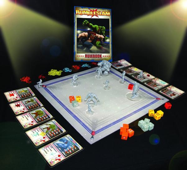 RUMBLESLAM 2 Player Starter Box