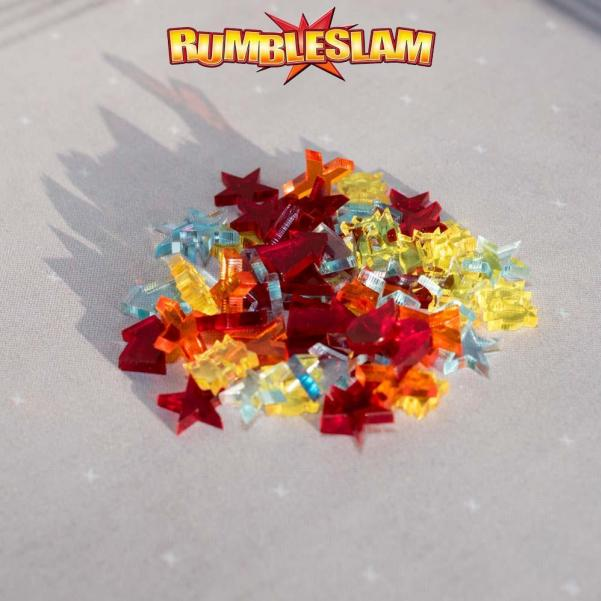 RUMBLESLAM Counters and Tokens
