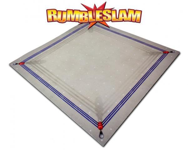 RUMBLESLAM Game Mat - Clean Ring