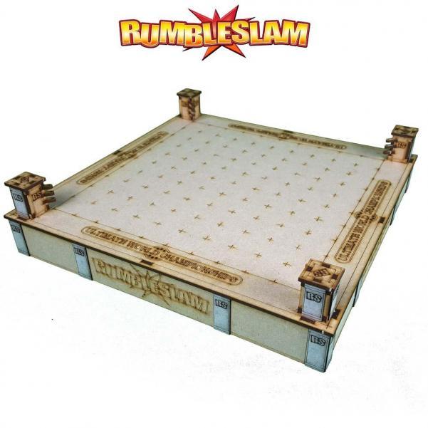 RUMBLESLAM Deluxe MDF Ring