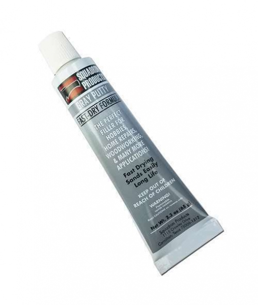 ArmsKeeper Tools: Gray Putty (2.3oz Tube)