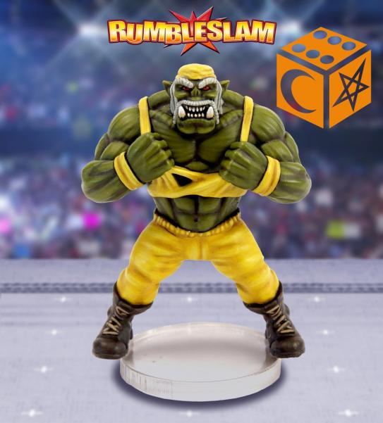 RUMBLESLAM: Superstars - Gun