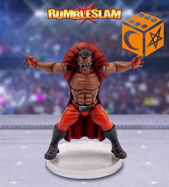 RUMBLESLAM: Superstars - Fang