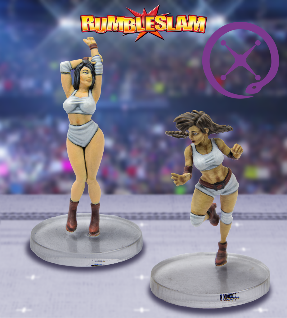 RUMBLESLAM: High Flyer & Entertainer