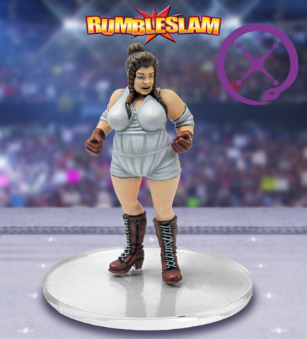 RUMBLESLAM: Ogress