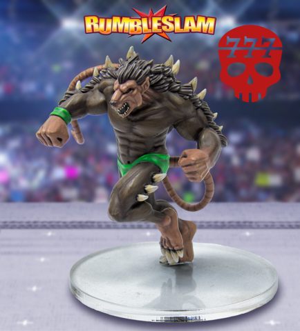 RUMBLESLAM: Rat Abomination