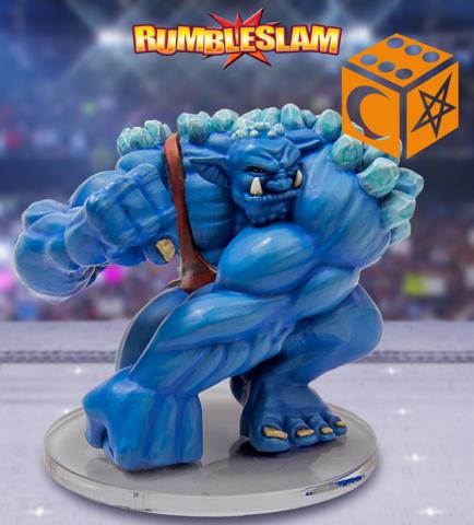 RUMBLESLAM: Troll