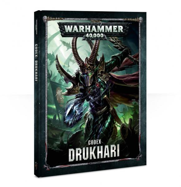 WH40K: Drukhari Codex