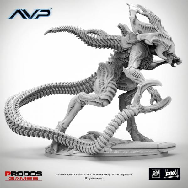 Alien vs Predator (AVP): Alien King