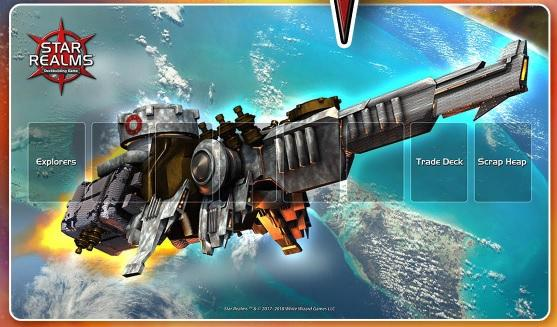 Star Realms: Playmat - Destroyer Mech