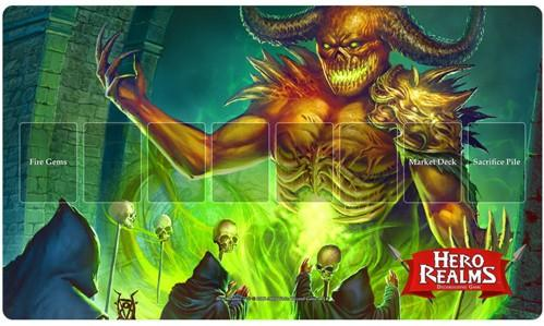 Hero Realms: Playmat - Tyrannor