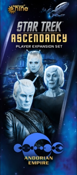 Star Trek Ascendancy: Andorian Empire Expansion Set