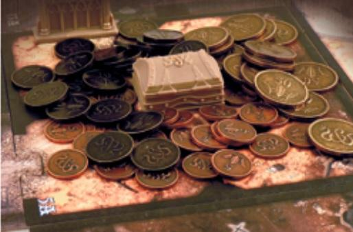 Sword & Sorcery: Metal Coins (Accessory)