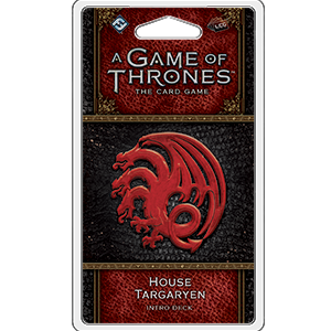 A Game of Thrones LCG: House Targaryen Intro Deck