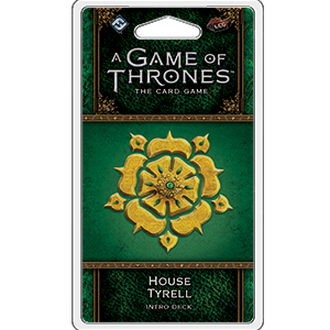 A Game of Thrones LCG: House Tyrell Intro Deck
