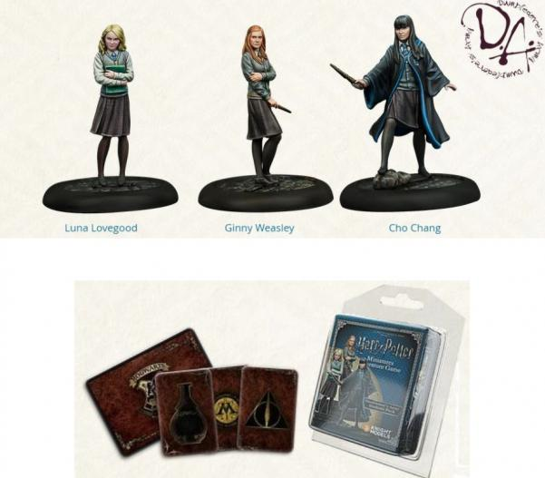 Harry Potter Miniature Game: Dumbledore's Army Pack