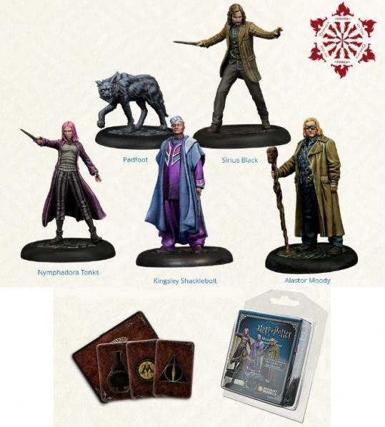 Harry Potter Miniature Game: Order of the Phoenix Pack