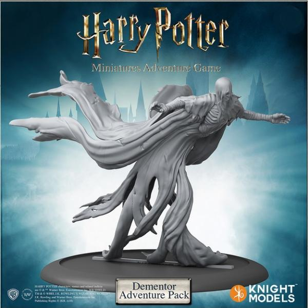 Harry Potter Miniature Game: Dementor Adventure Pack