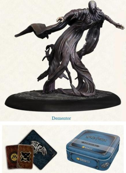 Harry Potter Miniature Game: Dementor Adventure Pack Tin