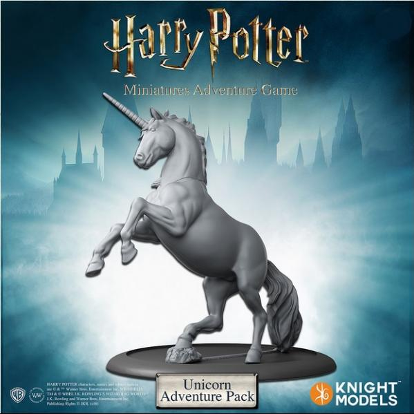 Harry Potter Miniature Game: Unicorn Adventure Pack