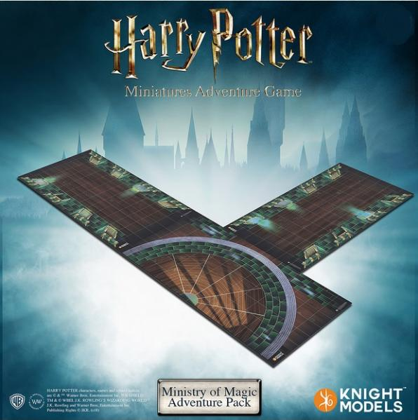 Harry Potter Miniature Game: Ministry of Magic Adventure Pack