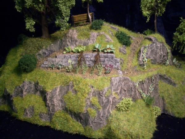 28mm Terrain: Hermitage