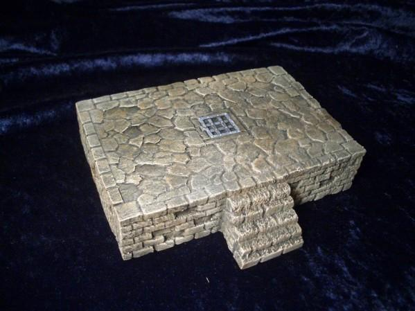 28mm Terrain: Place of Execution