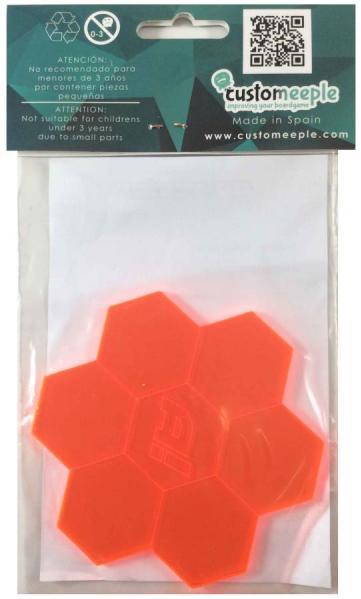Aristeia!: Strike Zone (Orange Fluor)
