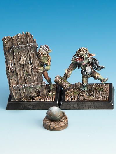 (Goblin Pirates) Tarro & Ampara
