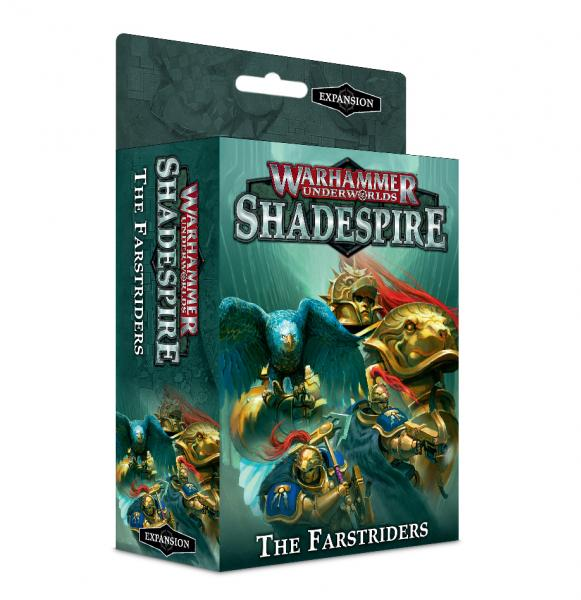 Warhammer Underworlds: Shadespire The Farstriders