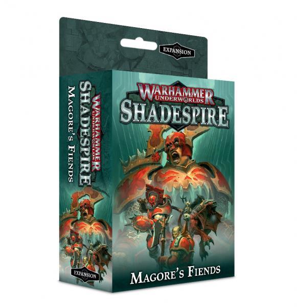 Warhammer Underworlds: Shadespire Magore's Fiends