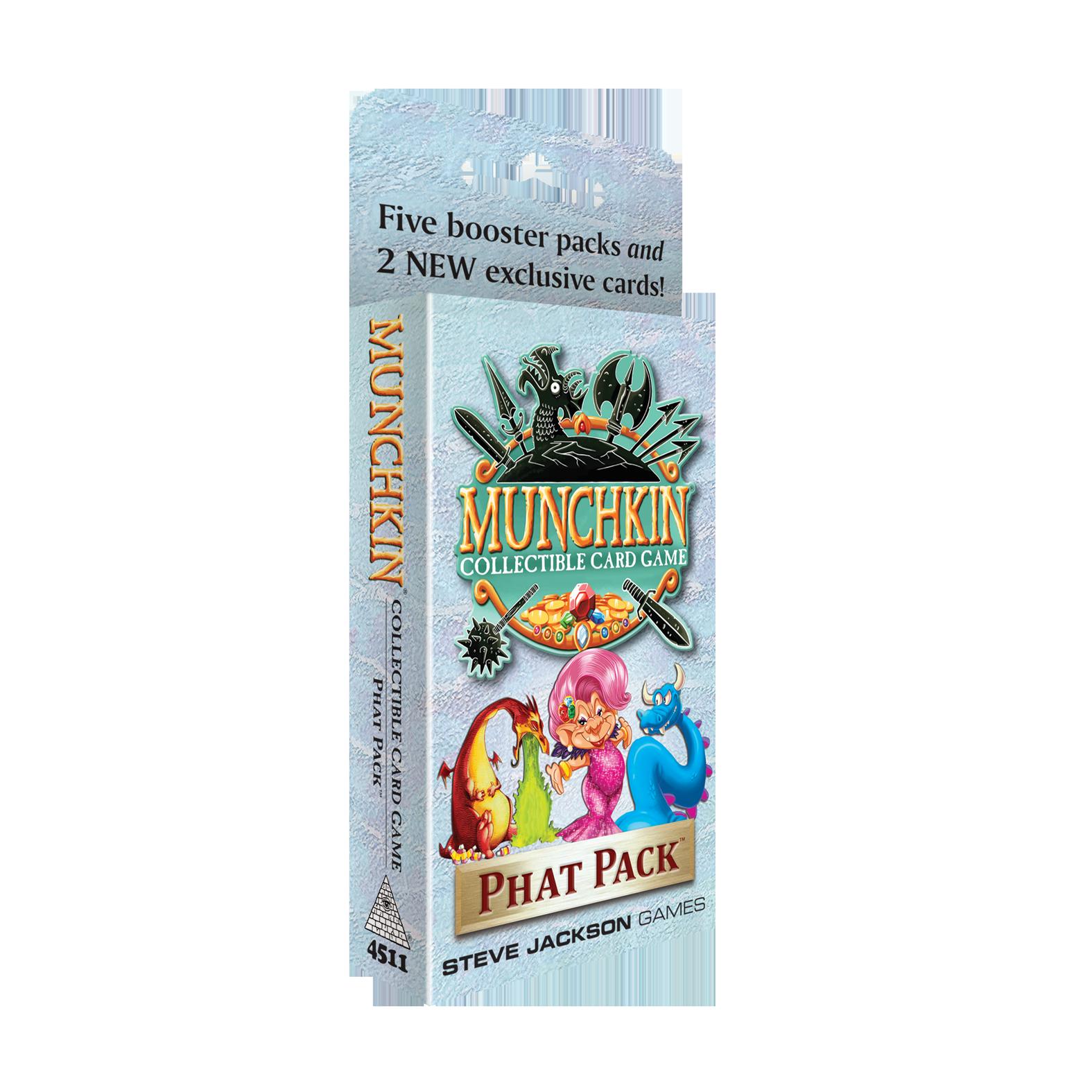 Munchkin CCG: Phat Pack (1)