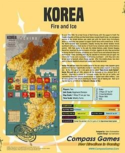 Korea: Fire and Ice