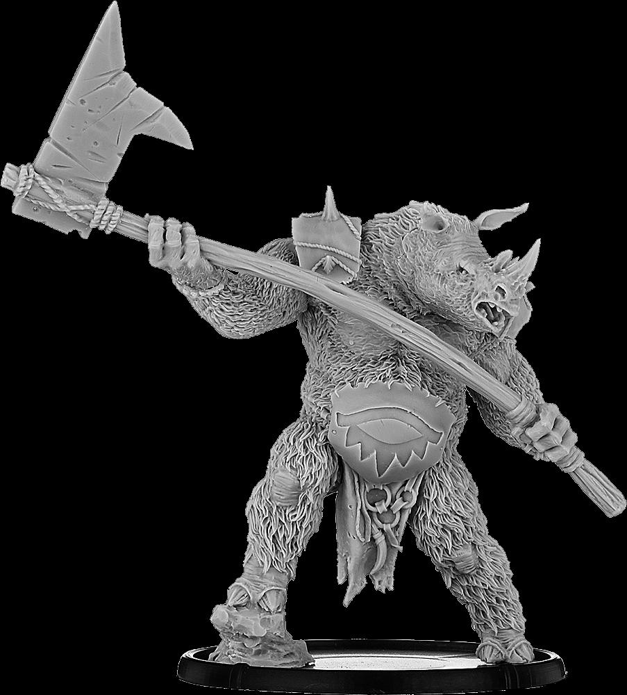 Darklands: Aaqko, Srónax Warrior