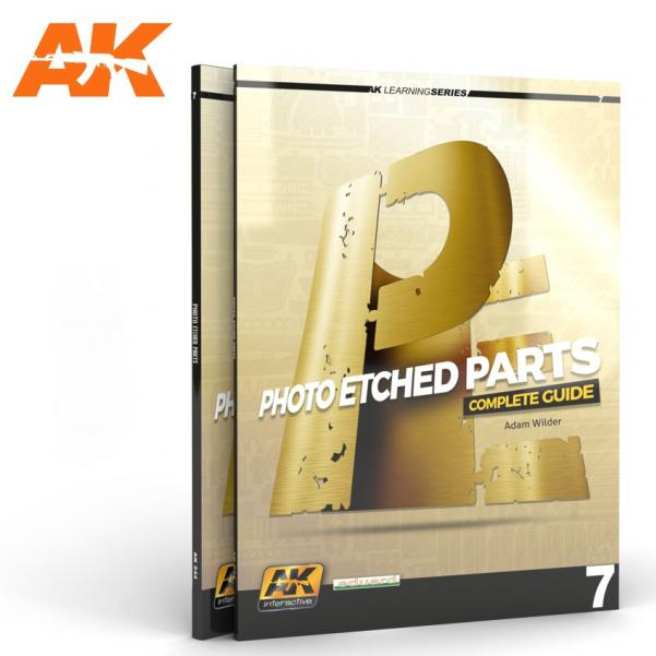 AK-Interactive: PHOTOETCHED PARTS (AK LEARNING SERIES Nº7)