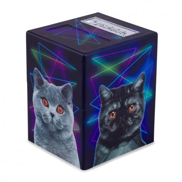 Pirate Labs: Defender Deck Box Artwork Series - Cats!