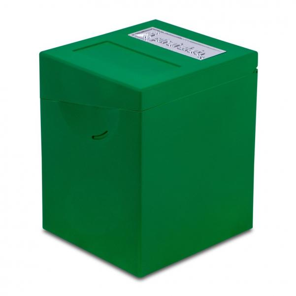 Pirate Labs: Defender Deck Box Hinge Series - Green