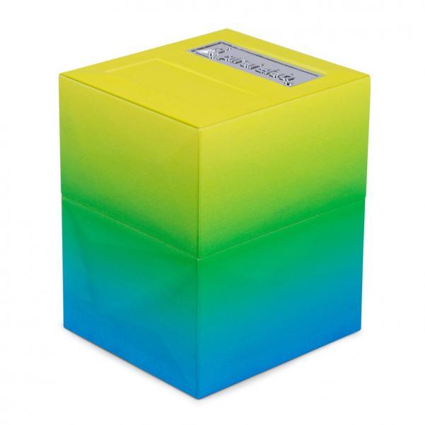 Pirate Labs: Defender Deck Box Texture Series - Mazarin, Morning Mist
