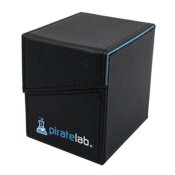 Pirate Labs: 120 Card Slice Deck Box - Black