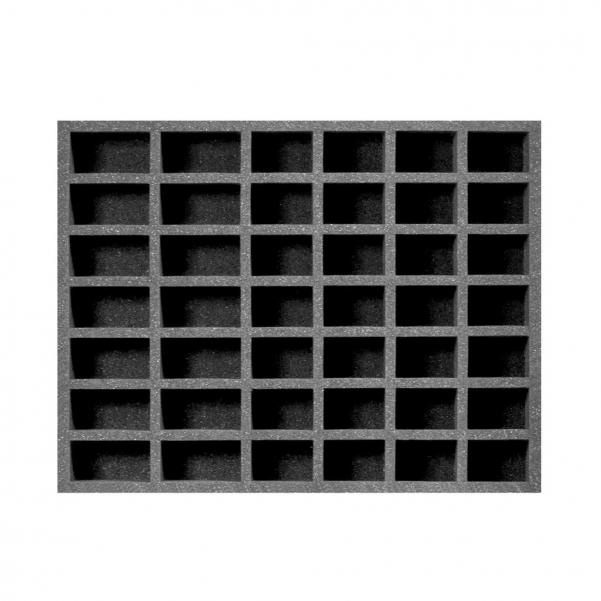 Pirate Labs: 2'' Full-Size Tray C - Black (1)