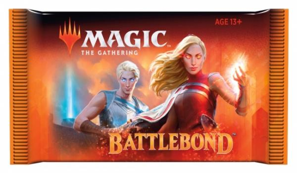 Magic CCG: Battlebond Booster Pack [LIMITED QUANTITIES]
