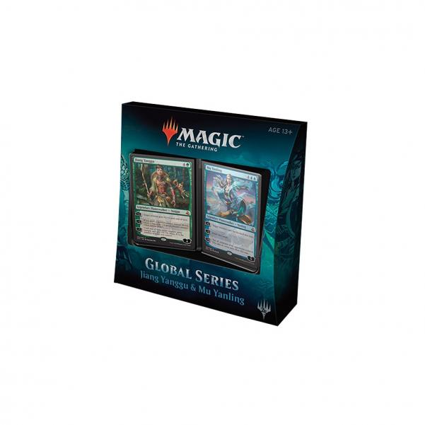 Magic CCG: Global Series - Jiang Yanggu vs. Mu Yanling