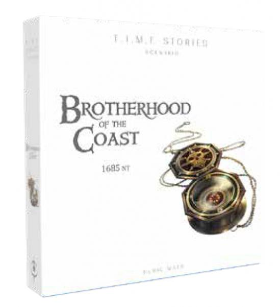 T.I.M.E. Stories: Brotherhood of the Coast Expansion