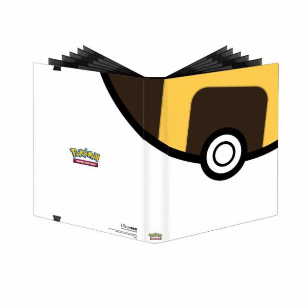 Accessory: Pokémon Ultra Ball 9-Pocket PRO Binder