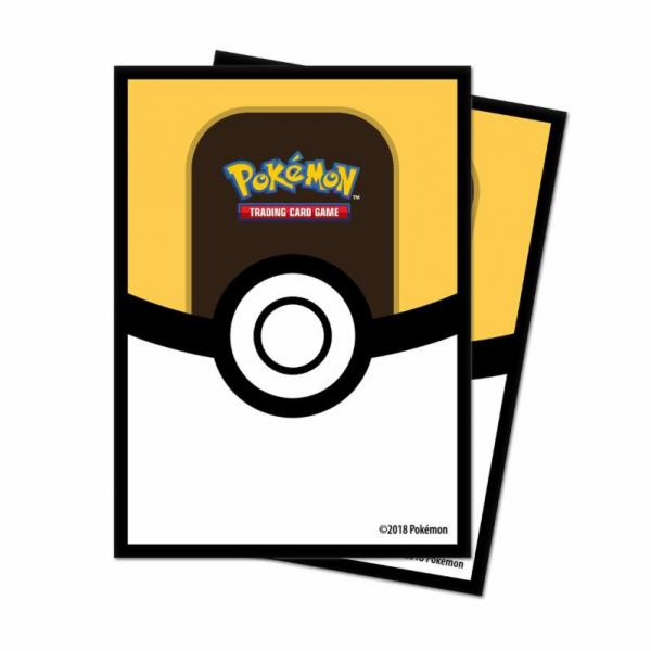 Sleeves: Pokémon Ultra Ball Deck Protector Sleeves